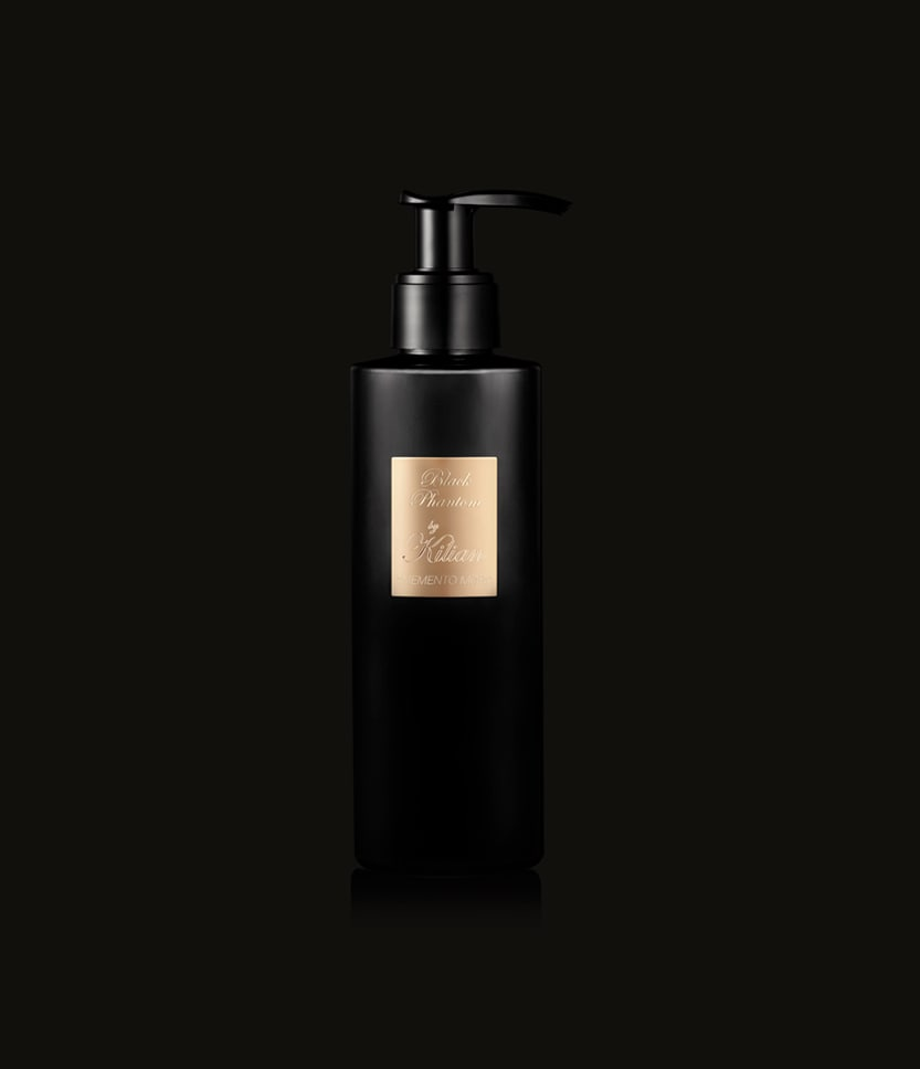 "Black Phantom - ""Memento Mori"" Shower Gel"