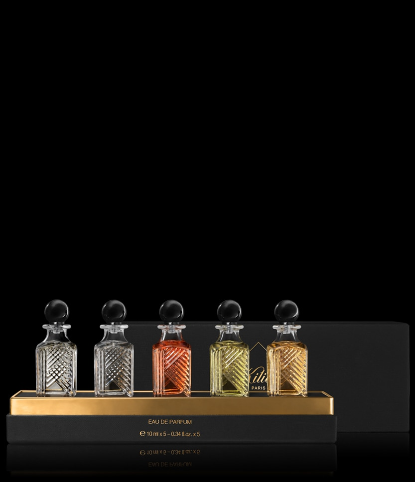 Holiday Miniature Carafe Set